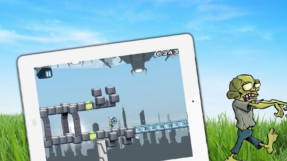 TEST: Fem fete spill for iPad