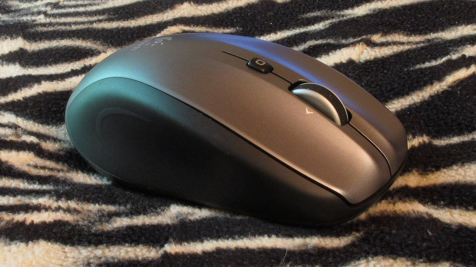 TEST: Logitech Wireless Mouse M515