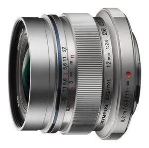 M.ZUIKO DIGITAL ED 12mm F/2 er det nye vidvinkelobjektivet fra Olympus.