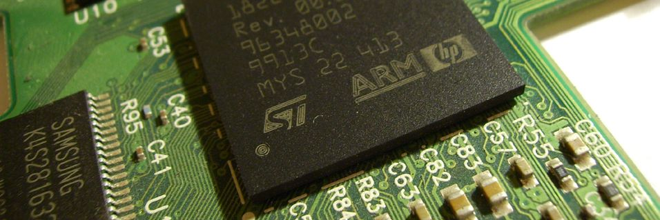 – ARM tar innpå Intel og AMD