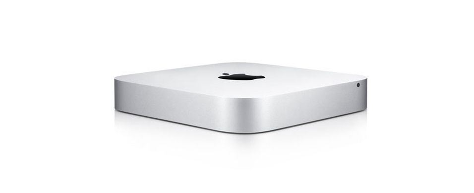 Apple kutter DVD-en fra Mac Mini