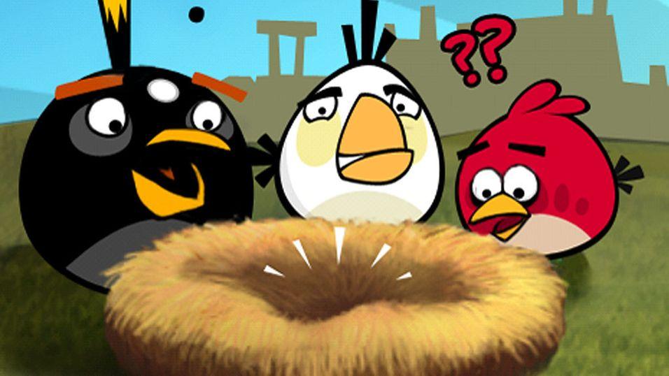 Angry Birds-studio går for megarekord