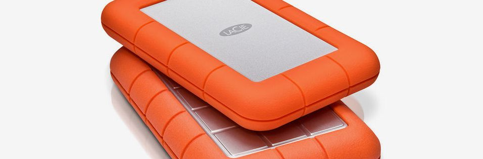 LaCie lanserer Rugged Mini