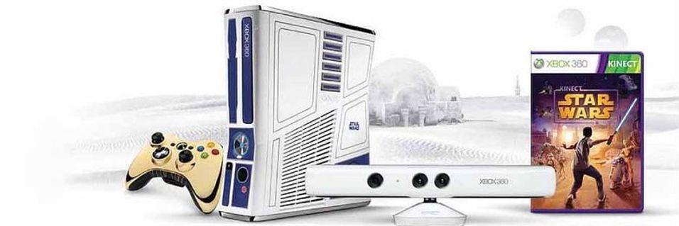 Skal det vere ein R2D2-Xbox?