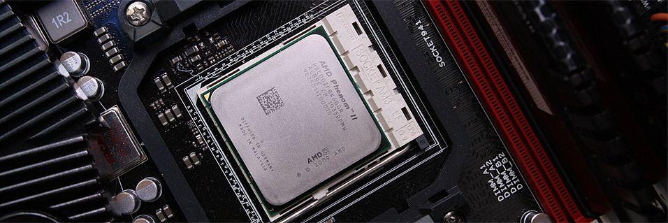 AMD snur en negativ trend