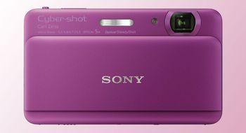 Sony TX55 er tynnere enn de fleste