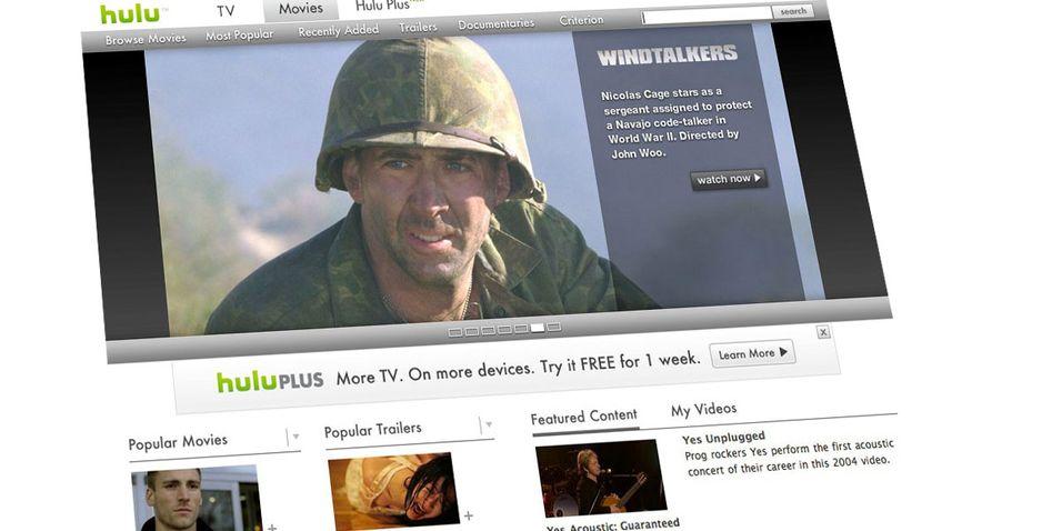 Apple lukter på Hulu