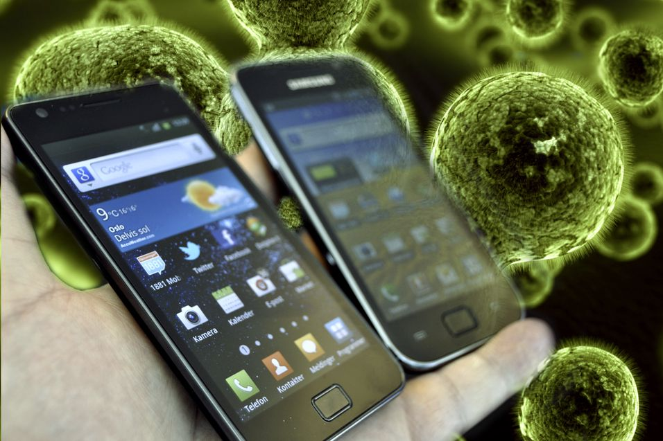97 prosent av alle mobil-virus er laget for Android