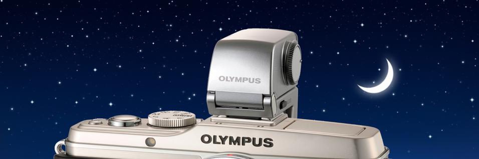 Olympus lanserer VF-3
