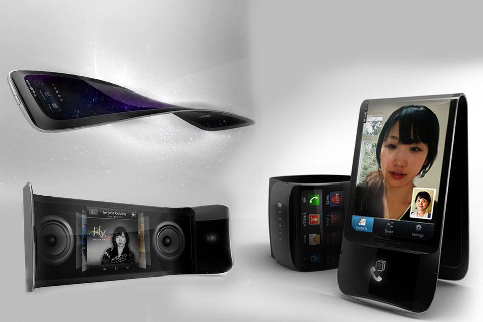 Er dette fremtidens Samsung Galaxy?