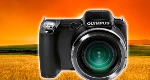 Olympus setter ny verdensrekord med SP-810UZ