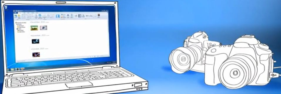 Windows Photo Gallery og Windows Explorer får støtte for RAW-filer