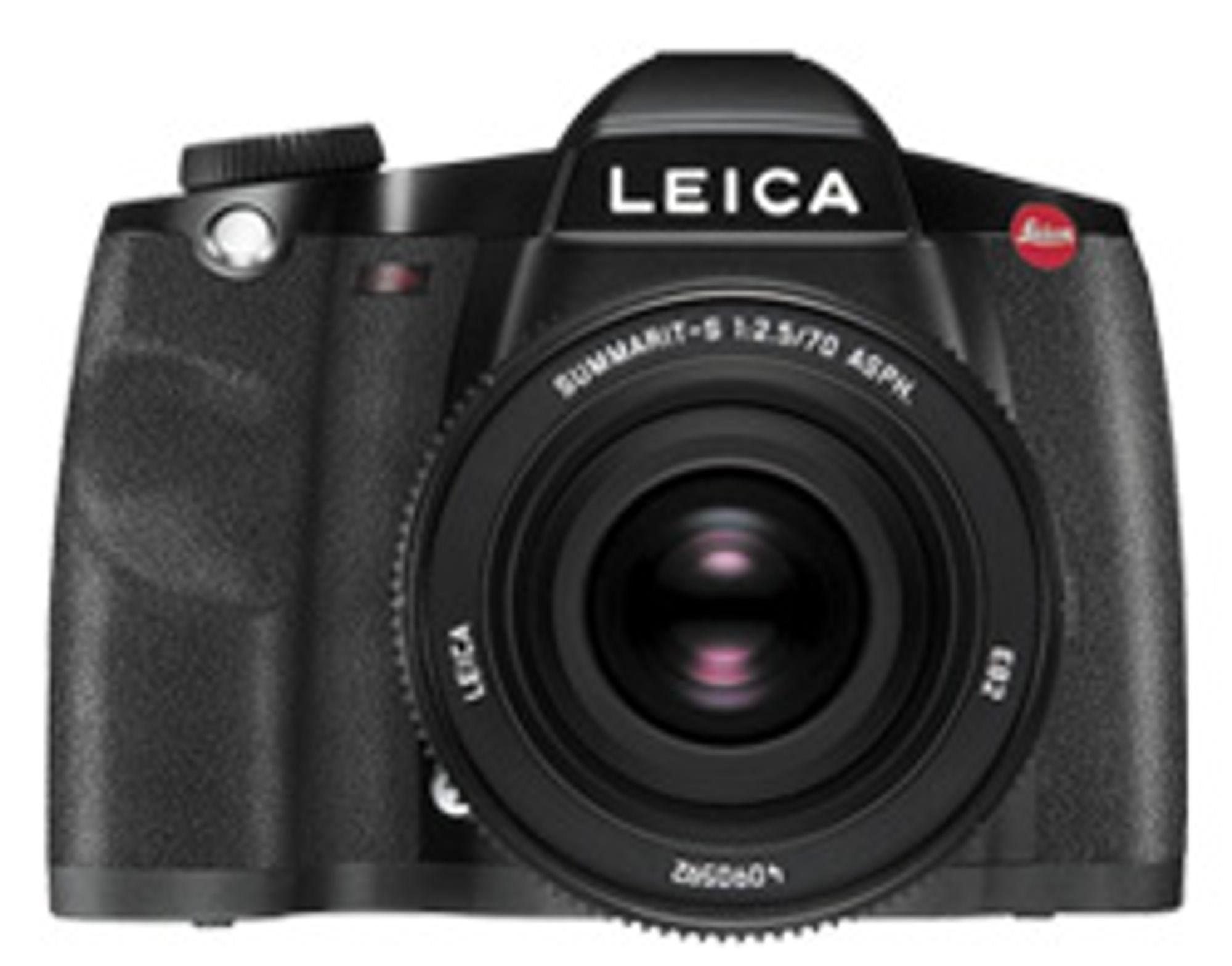 Leica S2.