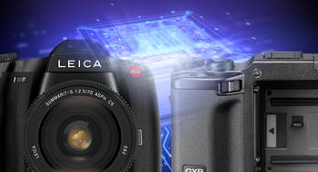 Firmware for Ricoh GXR og Leica S2