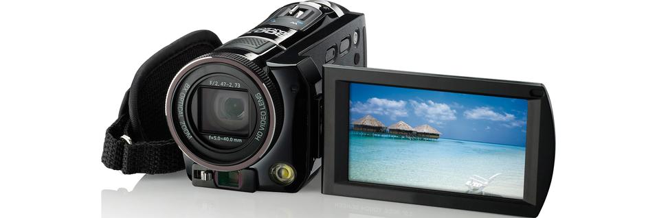 Rollei slipper Full HD-videokameraer