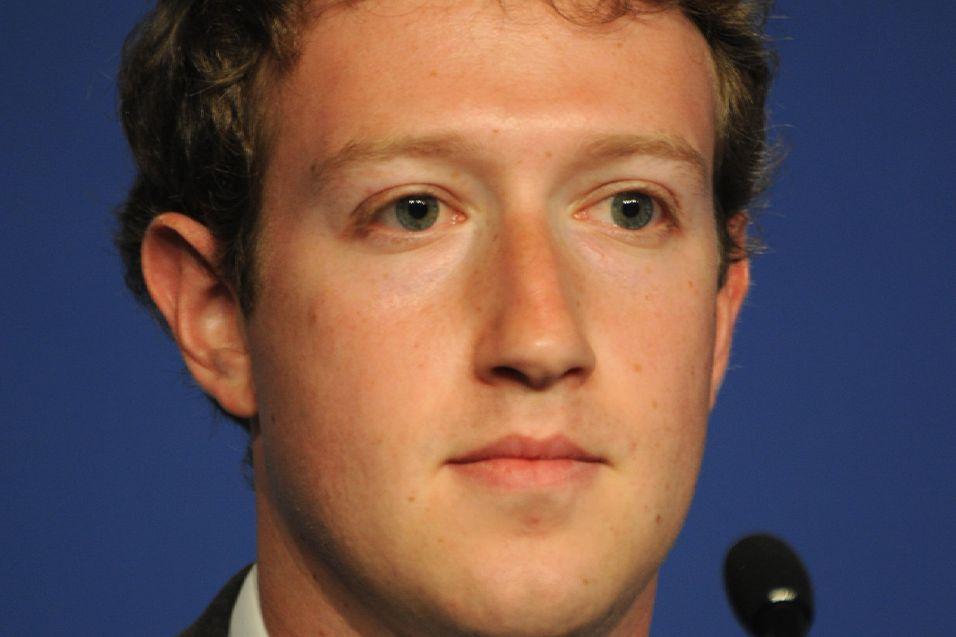 Mark Zuckerberg. Foto: Guillaume Paumier
