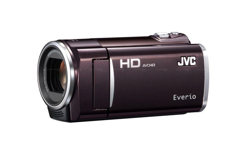Nytt videokamera fra JVC med kraftig brikke