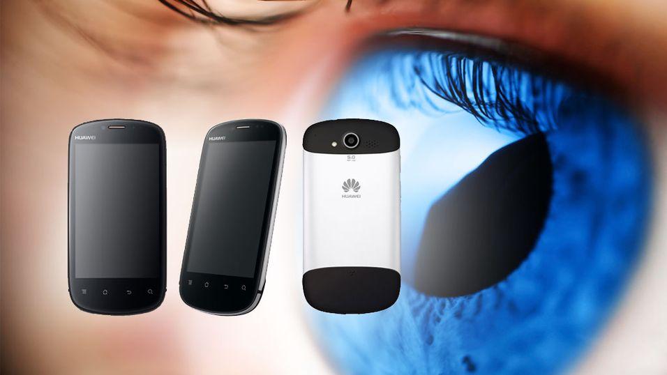 Her er den nye fra Huawei
