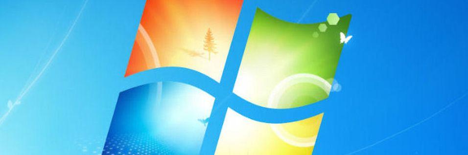 Windows 7 (logo) sin arvtager nærmer seg