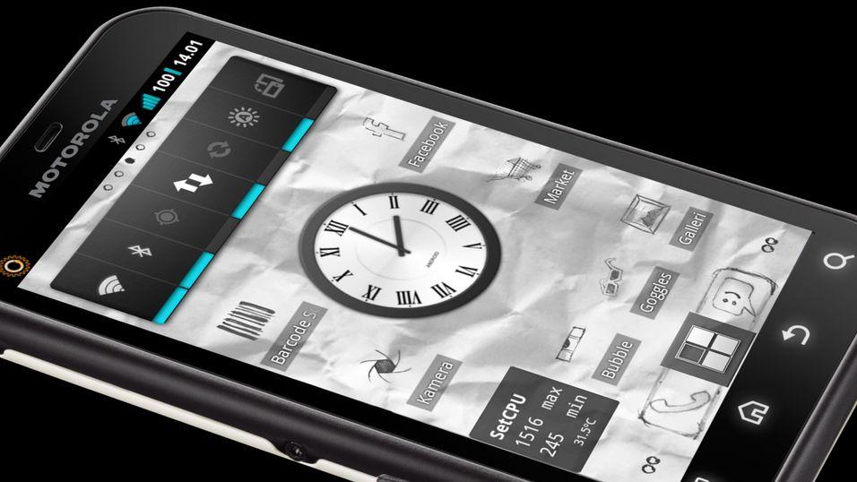 GUIDE: Slik gjør du Android-mobilen til din egen