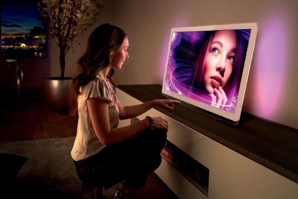 Philips lanserer stilsikre TV-er