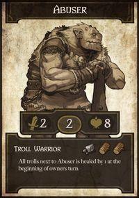 Illustrasjon fra spillet Scrolls.
