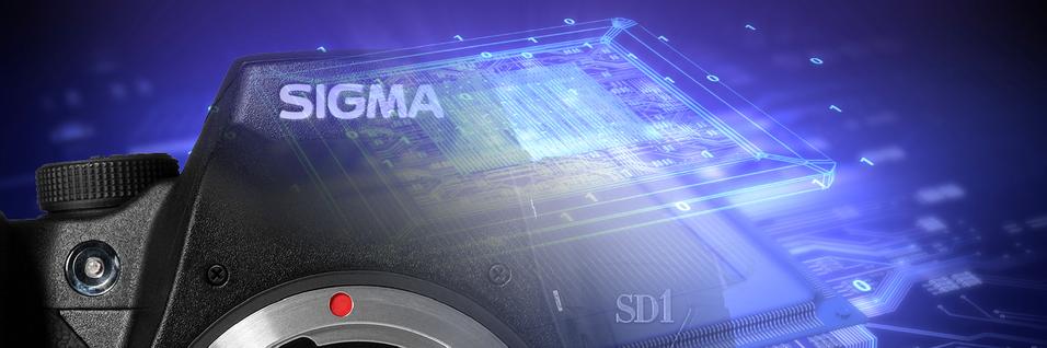 Sigma SD1 får bedre bildekvalitet