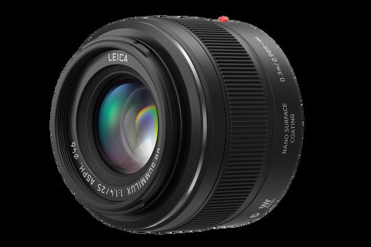 Panasonics nyeste mFT-objektiv: Leica D Summilux Asph 25 mm f/1.4