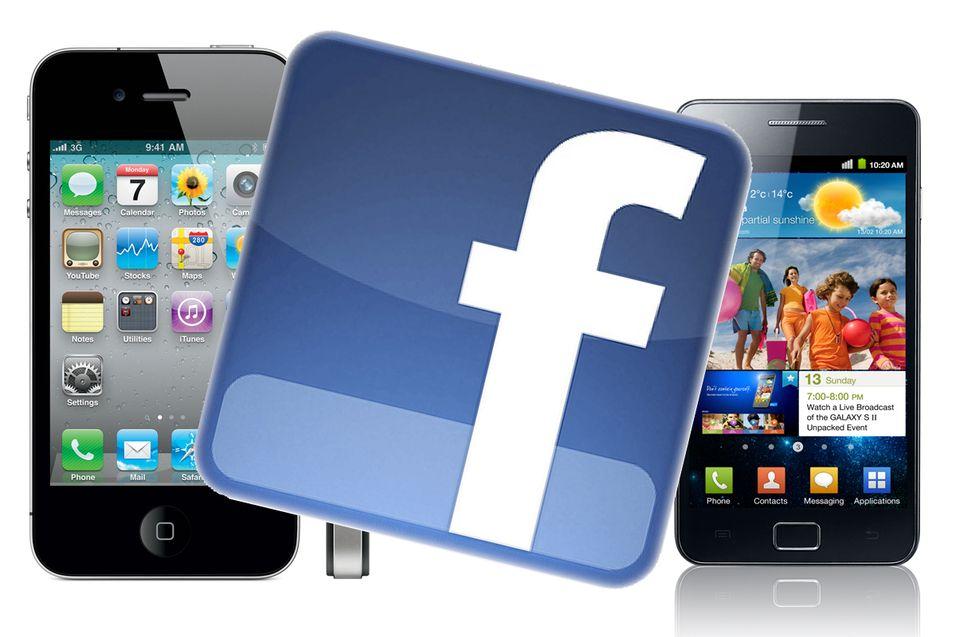 Facebook lanserer ny mobil-app