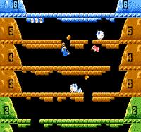 Ice Climber til NES