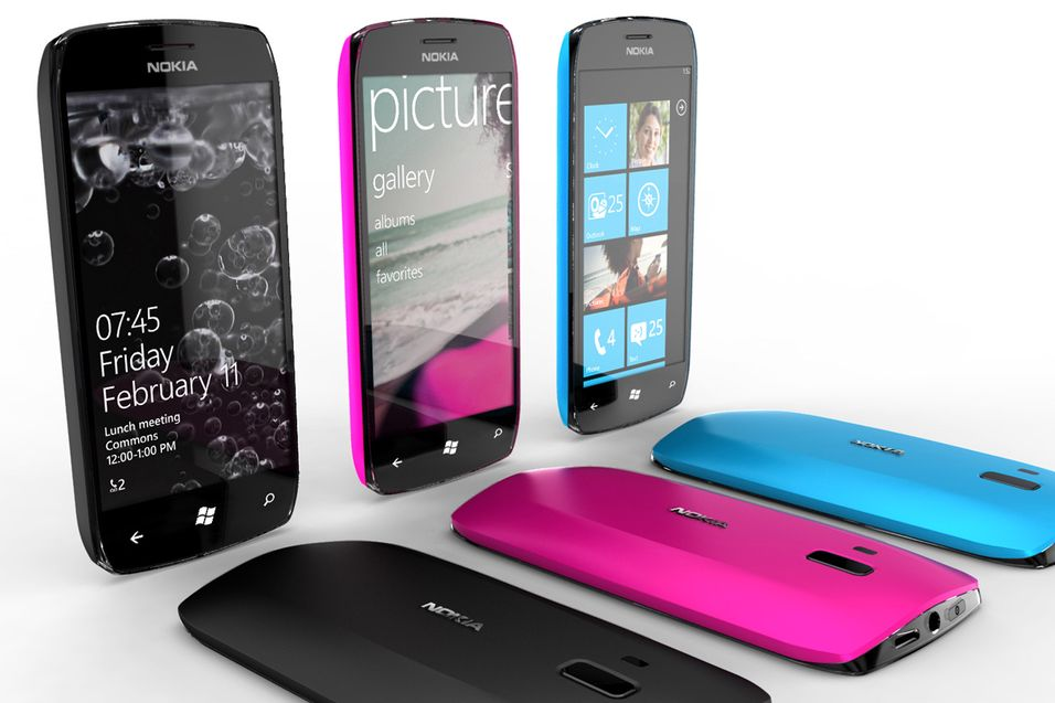 - Windows Phone 7 er fremtiden