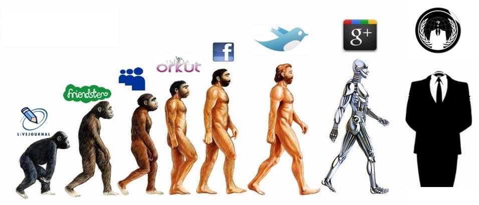 Den virkelige evolusjonen?