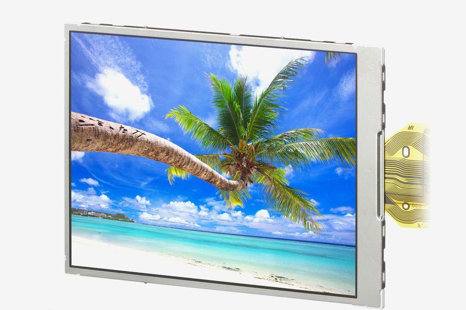Ny type LCD får bedre lysstyrke og bruker mindre strøm