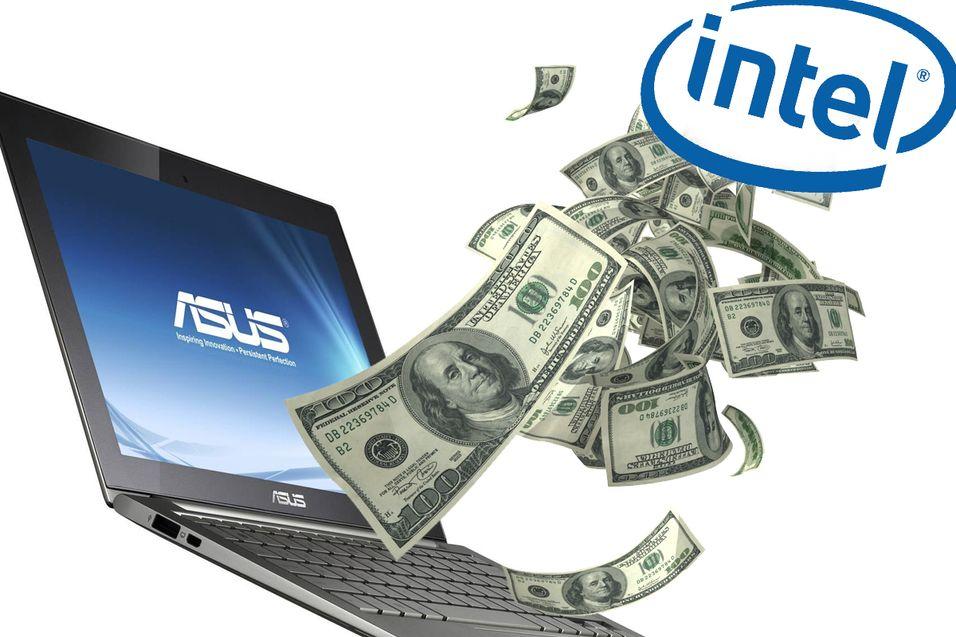 Intel kaster penger på Ultrabook-forskning