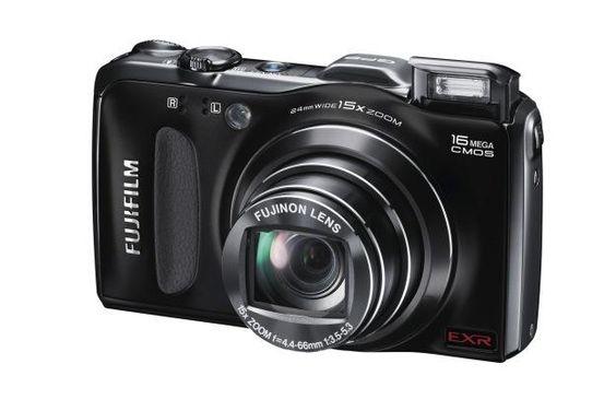 F600 EXR er Fujifilms entusiastmodell blant kompaktkameraene