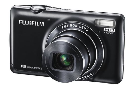Fujifilm Finepix JX420 har 16 megapiksler bildebrikke..