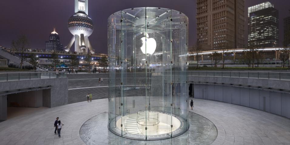 Apple blir verdens største PC-produsent