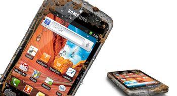 Samsung Galaxy Xcover tåler det meste