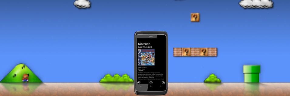 GameBoy på telefonen