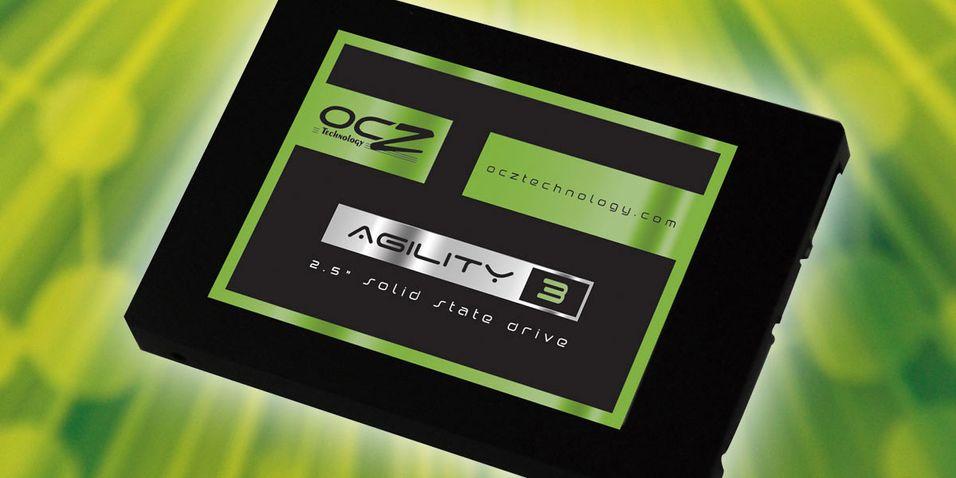 KONKURRANSE: Vinn en SSD fra OCZ