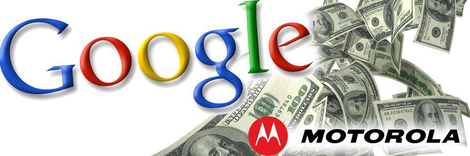Android-gigantene hyller Googles oppkjøp