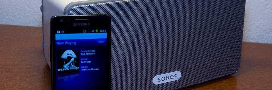 TEST: Sonos Play:3