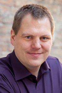 Jens Begemann, grunnlegger og direktør av Wooga.