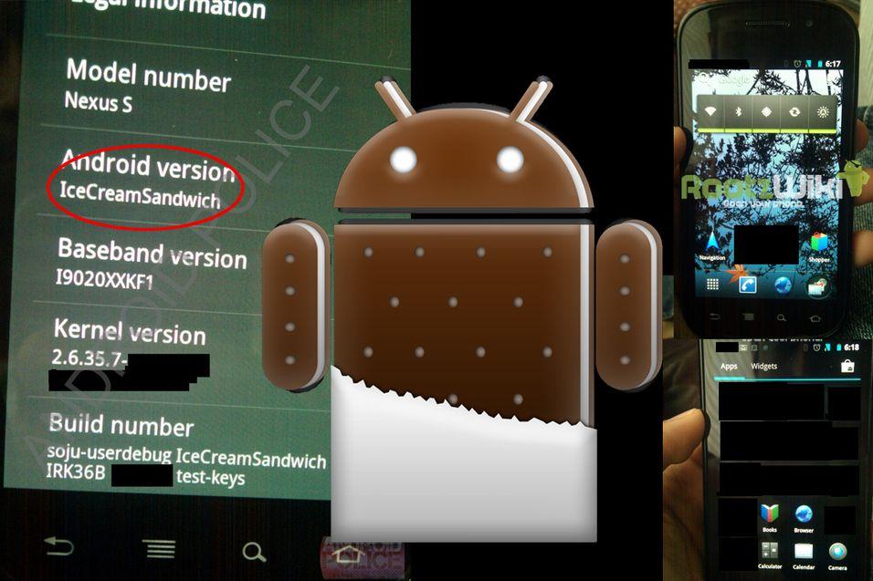 Android 4.0-oppdatering ikke klar på lenge