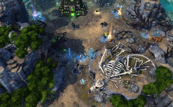 Mon tro om det skjeletter er en indikasjon på noe skummelt man treffer på senere i spillet?