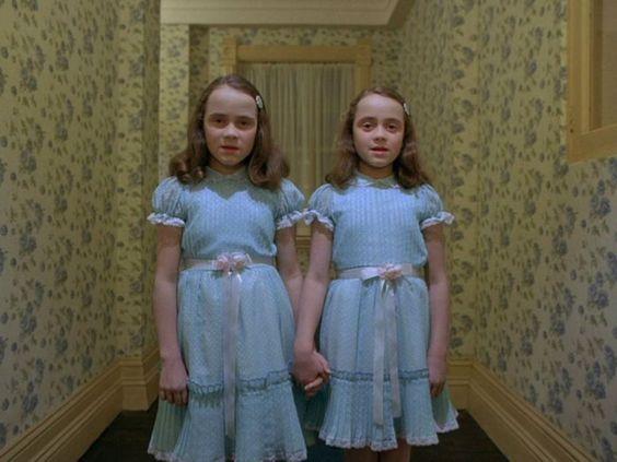 Skrekkspill har mye å lære av skrekkfilm. Dette er The Shining.