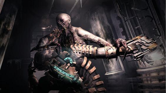 Dead Space 2 er mer ekkelt enn skummelt.
