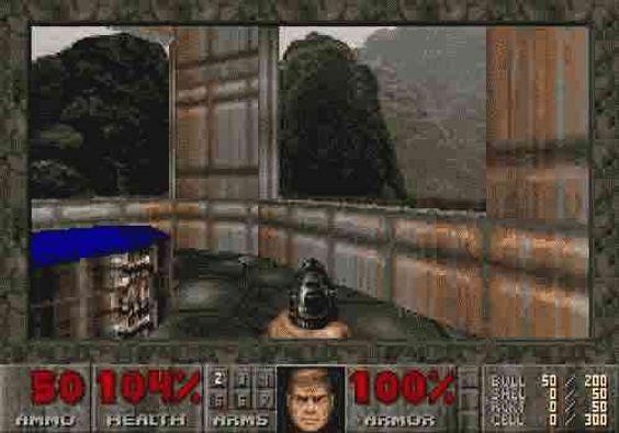 Doom kan bli for taktisk til å være skummelt.