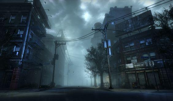 Silent Hill: Downpour er på vei.