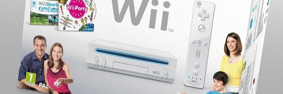 Ny Wii-modell før jul